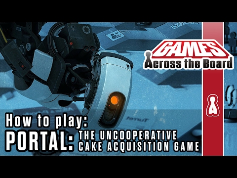 Portal: The Uncooperative Cake Acquisition Game – The Rules