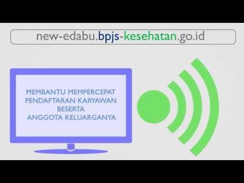 Tutorial e-Dabu bagi Badan Usaha peserta BPJS Kesehatan