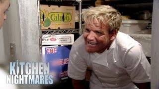 """""""They're Mouldy You Pillock!"""" - Kitchen Nightmares"""