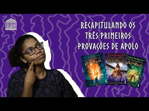 RECAPITULANDO AS PROVAÇÕES DE APOLO | MONTE OLIMPO