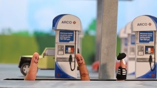 ARCO's Tales from the Pump: The Mime