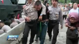 Polisi Tangkap Terduga Provokator Di Lokasi Sidang Ahok