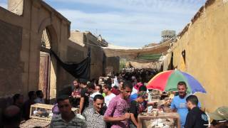 preview picture of video 'Cairo Pigeon Market - سوق الحمام'