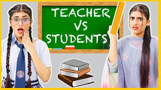 Teacher Vs. Students | TEACHERS Day Special | SAMREEN ALI  IMAGES, GIF, ANIMATED GIF, WALLPAPER, STICKER FOR WHATSAPP & FACEBOOK