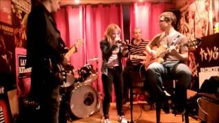preview picture of video 'Jam Session du 14/02/2014 au Café de la Gare, Corbeil : Auryuu au mic''