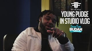 Young Pudge #FTF | Studio V-LOG | New Music | 🎬🎥 @dreamteambudah