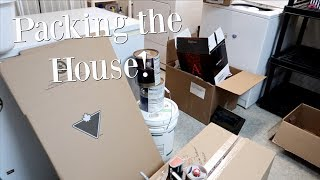 Time to Start Packing the House Up! (Vlog)