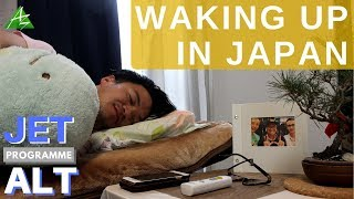 JET Programme ALT: Episode Djjj- The Morning Routine