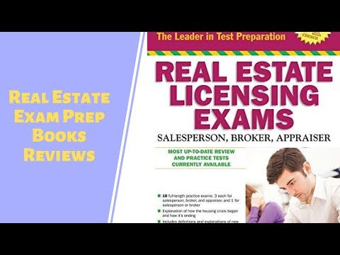 Top 3 Best Real Estate Exam Prep Books To Buy 2019 - YouTube