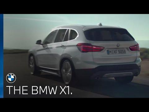 Bmw  X1 F48 Кроссовер класса J - рекламное видео 2