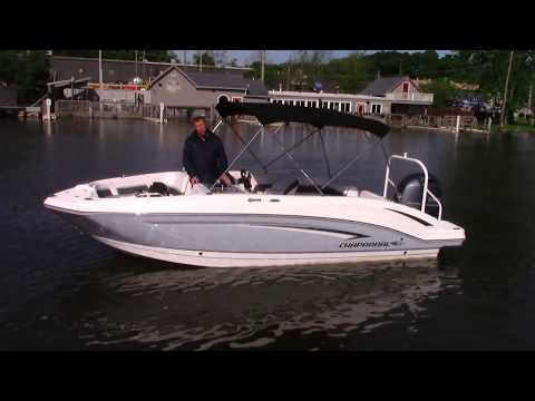 Chaparral 191 Suncoast video