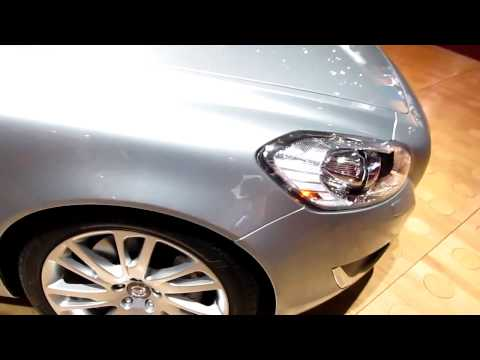 Volvo C70 checking leather interior & wheels & front