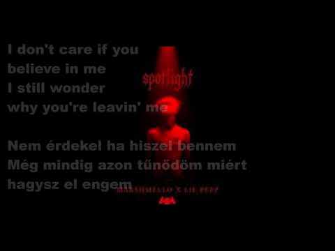 Marshmello x Lil Peep -  Spotlight lyrics