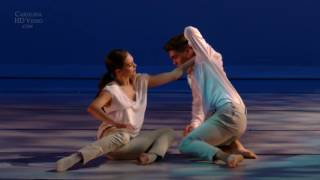 """""""Simple"""" Sarah Pippin and Jake Tribus. Choreography by Travis Wall"""