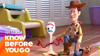 Know Before You Go: Toy Story 4   Movieclips Trailers