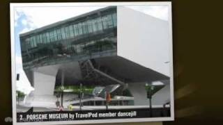 preview picture of video 'Porsche Museum - Stuttgart, Baden-Württemberg, Germany'