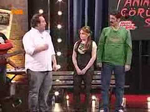 "Mahser-i Cumbus ""Aninda Goruntu Show"" Nesne (19-01-08)"