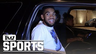 Karl-Anthony Towns: Watch Out For My Timberwolves | TMZ Sports