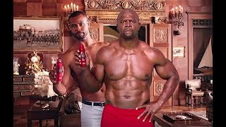 Old Spice Commercials Compilation Terry Crews, Isaiah Mustafa
