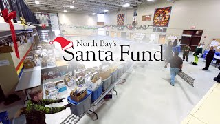 preview picture of video 'North Bay's Santa Fund 2014 - Timelapse'