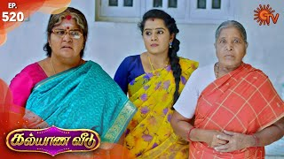 Kalyana Veedu - Episode 520 | 26th December 2019 | Sun TV Serial | Tamil Serial