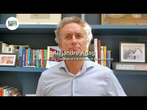 A Green Shift? - Alejandro Agag