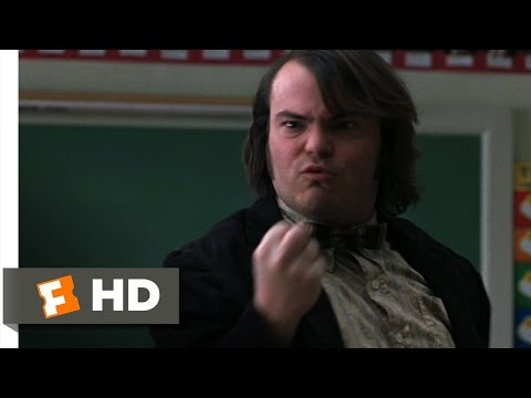 The Man - The School Of Rock (3/10) Movie CLIP (2003) HD Mp3
