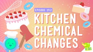 Crash Course Kids - Chemical Changes