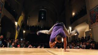 BATTLE OF THE YEAR 2010 BBOY 1on1 BATTLE | YAK FILMS + KRADDY + BOTY