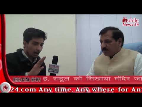 प्रदुषण के मुद्दे पर सेंट्रल जोन के चेयरमैन राजपल सिंह ने दिल्ली सरकार को घेरा