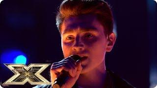 Gambar cover Brendan Murray sings Say Something | Live Shows Week 5 | X Factor UK 2018