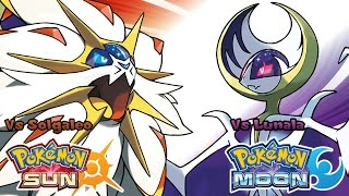 Pokemon Sun & Moon - Solgaleo & Lunala Battle Music (HQ)
