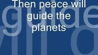 The Age Of Aquarius with lyrics . 2012 .
