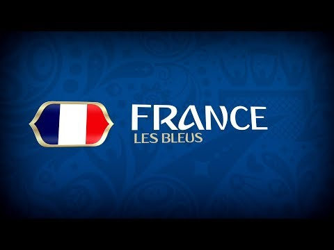 FRANCE Team Profile– 2018 FIFA World Cup Russia™