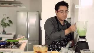 Tu cocina - Crepas de flor de calabaza