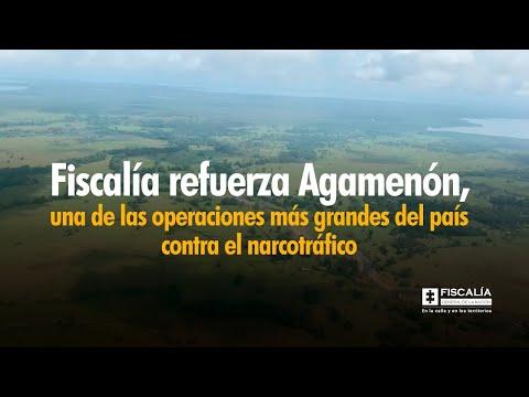 Fiscal Barbosa: Fiscalía refuerza Agamenón, una de las operaciones más grandes contra narcotráfico