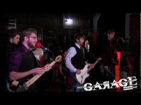 """Three Cheers For Debauchery - The Winners' Circle at """"The Garage"""" (SATX local news 4 WOAI)"""