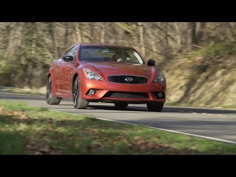 2015 Infiniti Q60S Review - AutoNation