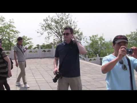 Video Tour of the Great Wall of China - Mutianyu