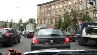 Выборгский район Светлановская площадь. - YouTube