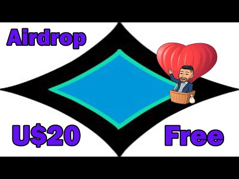 Ganhe $20 dólares Fácil no Airdrop xSapphire , VAI PAGAR !