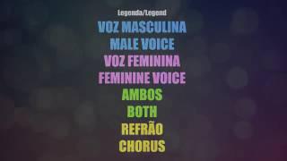 Sou luna- musica chicas así (karaoke)