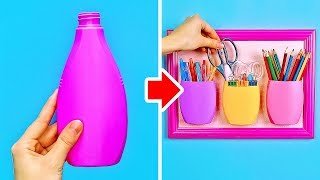 37 EASY ORGANIZATION HACKS AND DIY IDEAS