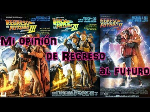Mi opinión de la trilogía de regreso al futuro