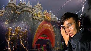 Lâu Đài Phép Thuật Harry Potter Đáng Sợ Như Thế Nào!