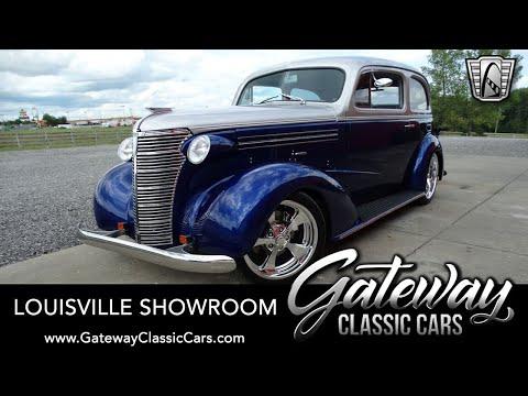 1938 Chevrolet Master (CC-1434542) for sale in O'Fallon, Illinois