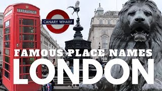 How to Say Famous London Place Names