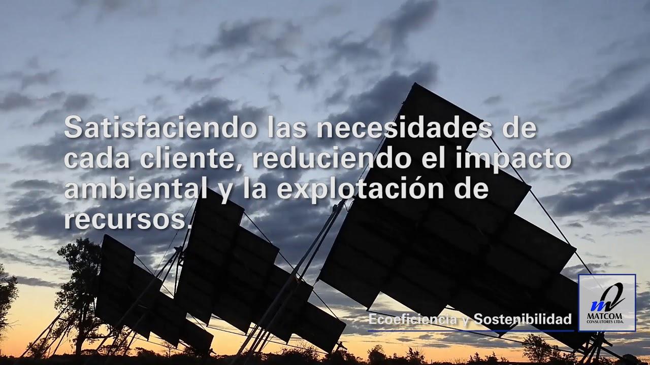 Ecoeficienfia y sostenibilidad
