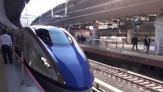 色々な新幹線特急列車VariousShinkansenexpresstrains