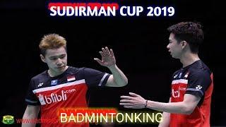 LIVE SUDIRMAN CUP 2019